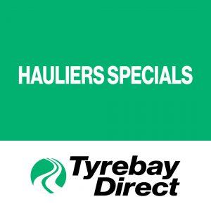 Hauliers Specials